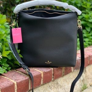 Kate spade satchel crossbody purse